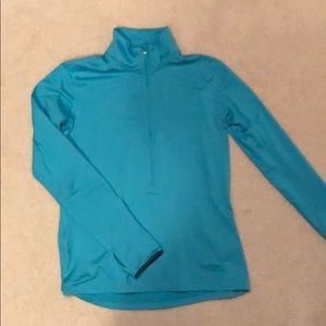 Nike Dry Fit Pullover 3/4 ZIP